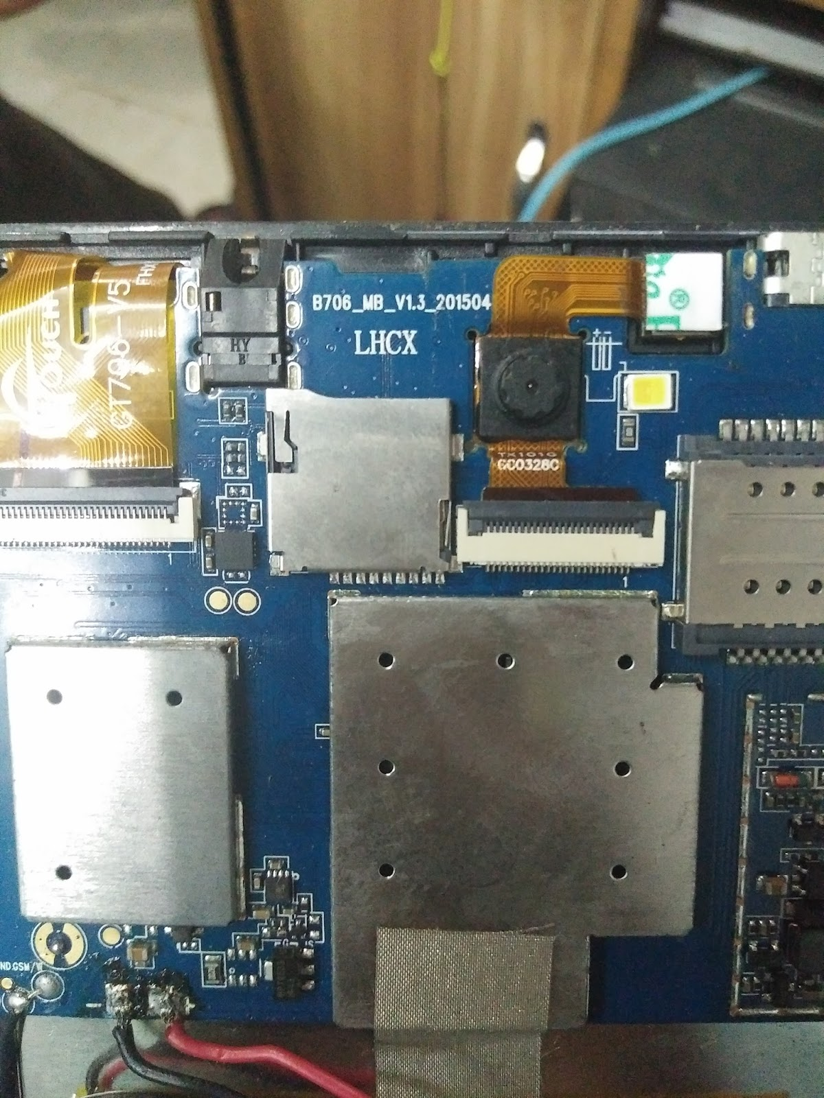 Recovery img mtk6572 Firmware