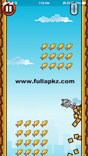 Free Download Wall Cat Run apk Game