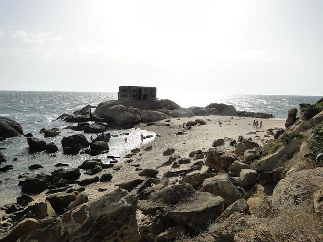 Zona del Bunquer de Zahara de los Atunes