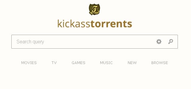KickassTorrents - Solo Nuevas
