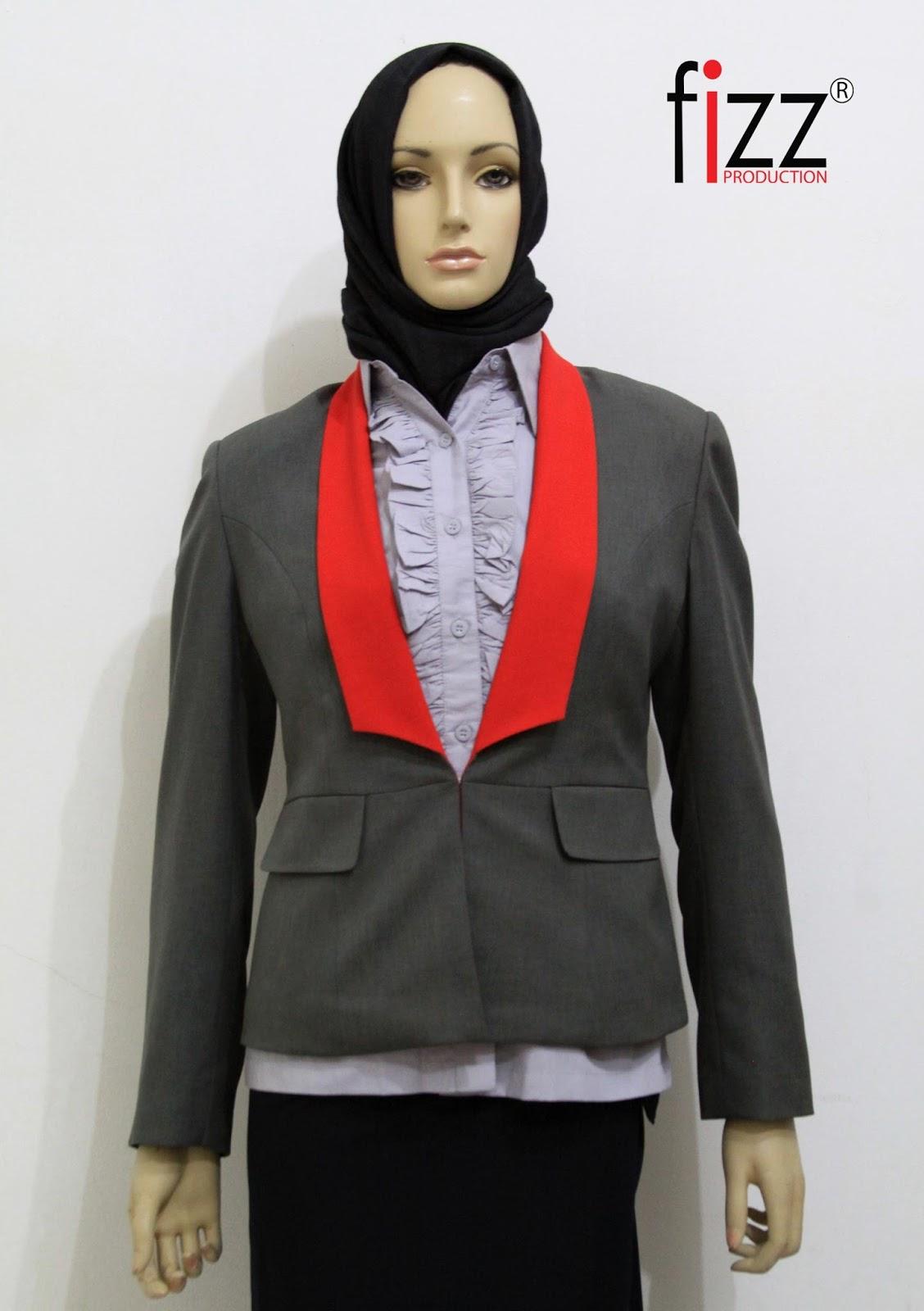 Model Baju Kerja Di Kantor Model Baju Batik KantorCom Produksi