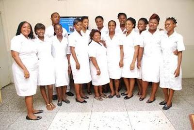 EKSUTH Teaching Hospital School Of Nursing Admission Form 2018/2018 Out