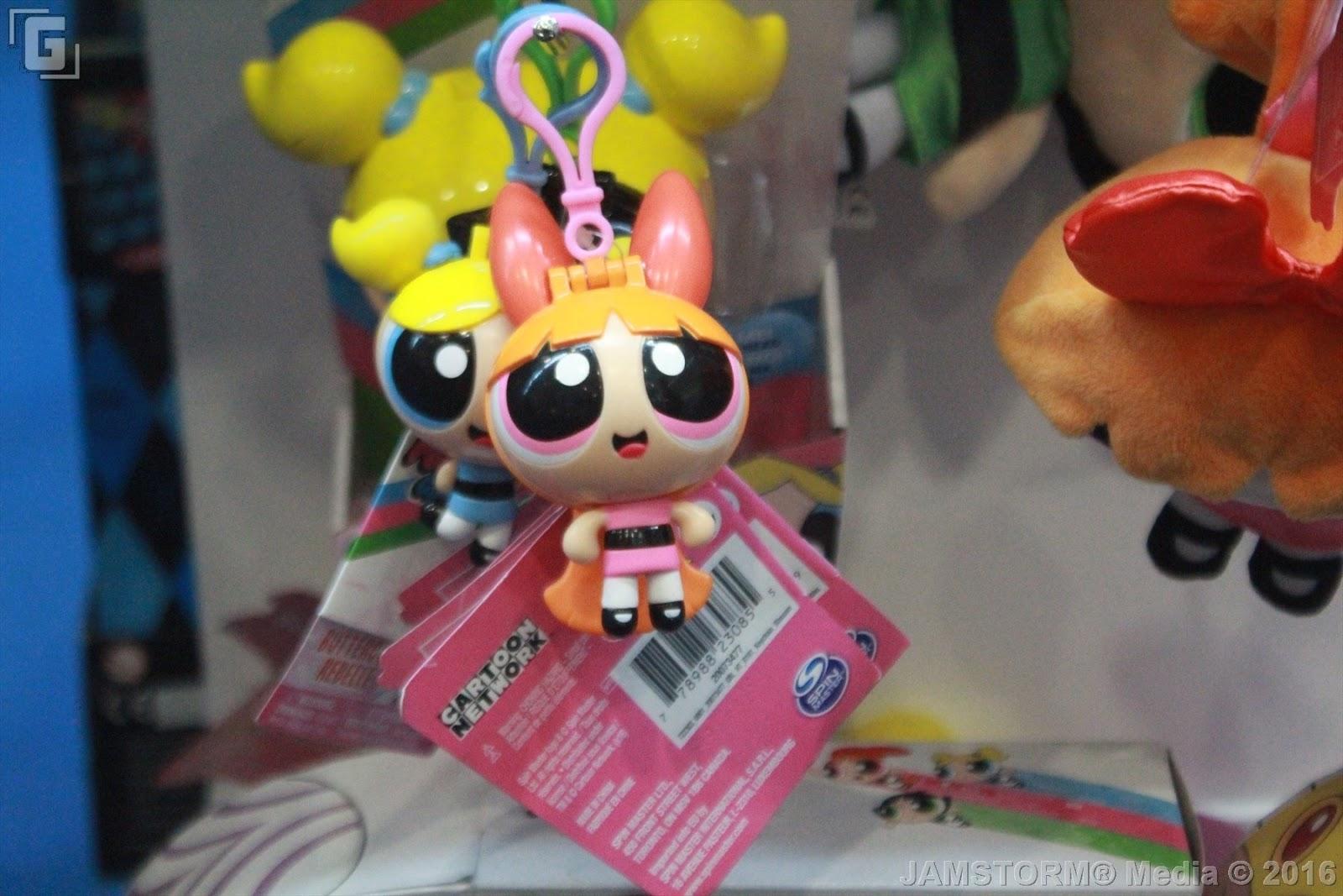Powerpuff Girls Toys : Geekmatic toy expo the powerpuff girls