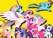 My Little pony Estrellas Ocultas