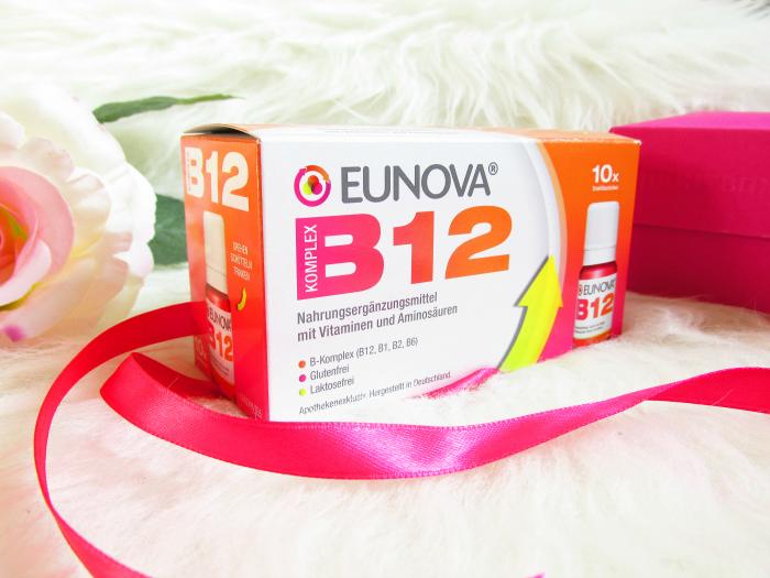 Review: EUNOVA® B12 Komplex - Laktosefreie 10 Tage Vitamin Kur
