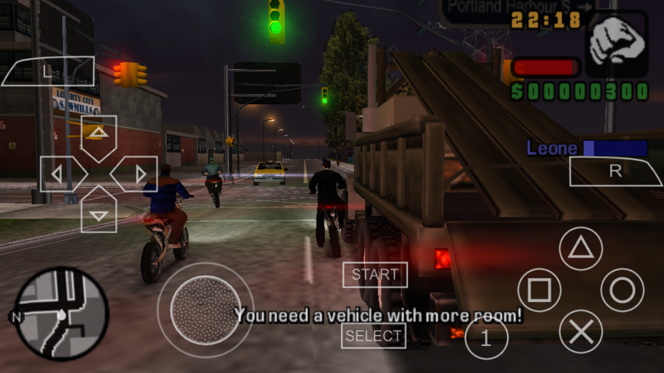 Game GTA Liberty City Stories PPSSPP PSP ISO ANDROID   Blog Husen VVB