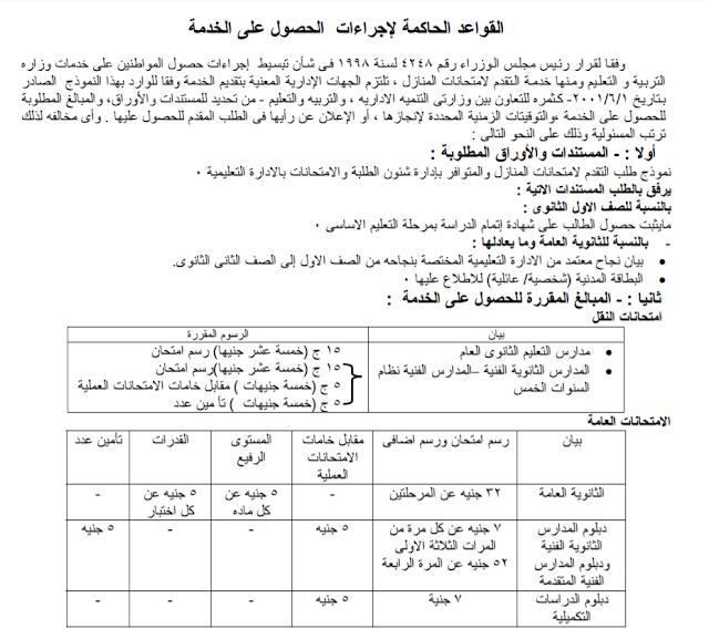 طلب التقدم للإمتحانات المنازل 2019 - نموذج التقديم للإمتحانات المنازل