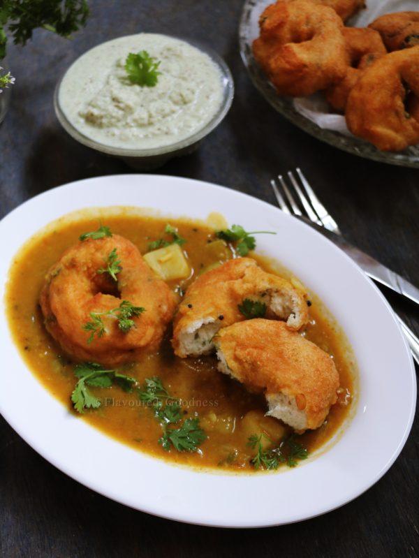 how to make Medhu Vada Recipe | Ulundu Vadai Recipe