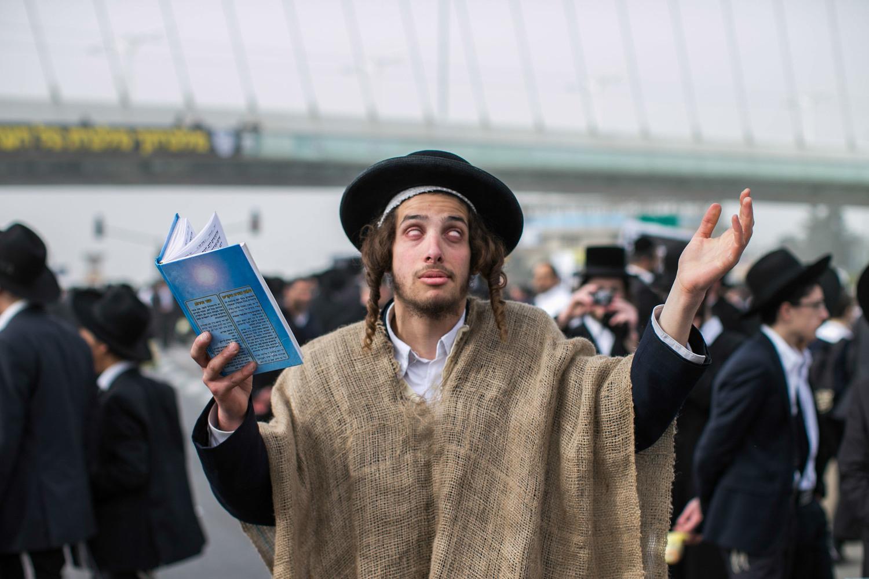 "559dadcf894 Call Me Jorge...  Francis invokes the ""silence"" of Haredi Judaism ..."