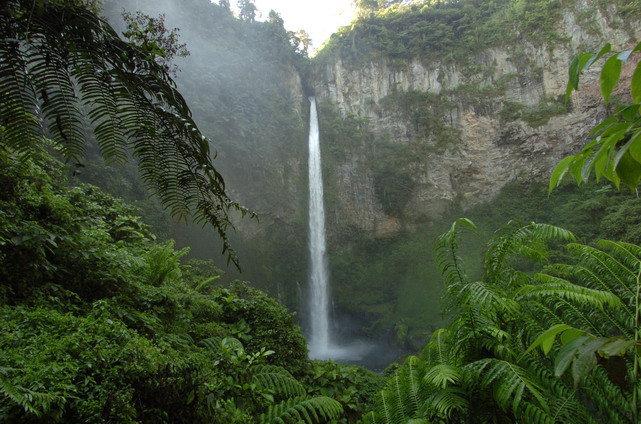 Tudaya Falls in Davao