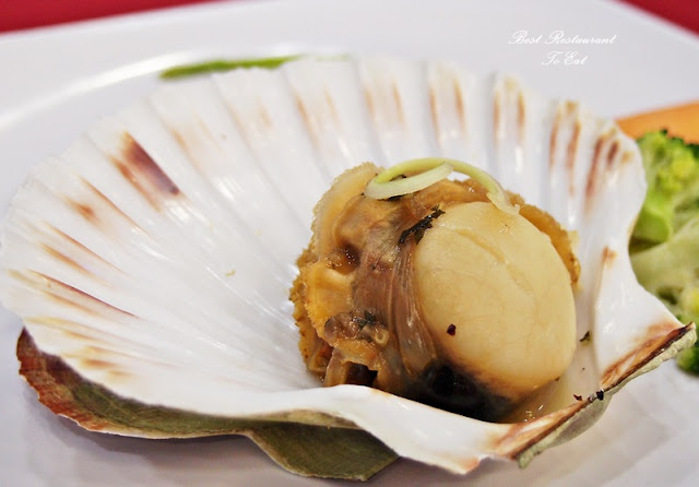 Ibrahims Fatty Crab Restoran Ampang Jaya French Scallop