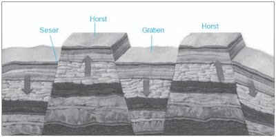 Pengertian & Bentuk Lipatan dan Patahan beserta Jenisnya