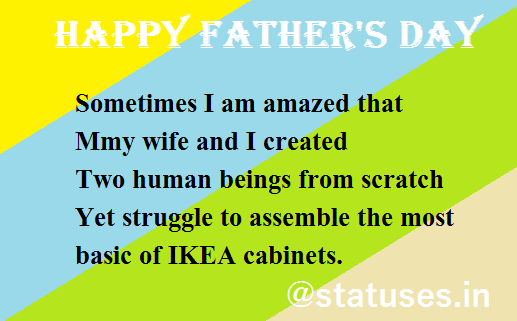 happy fathers day images - funny quotes