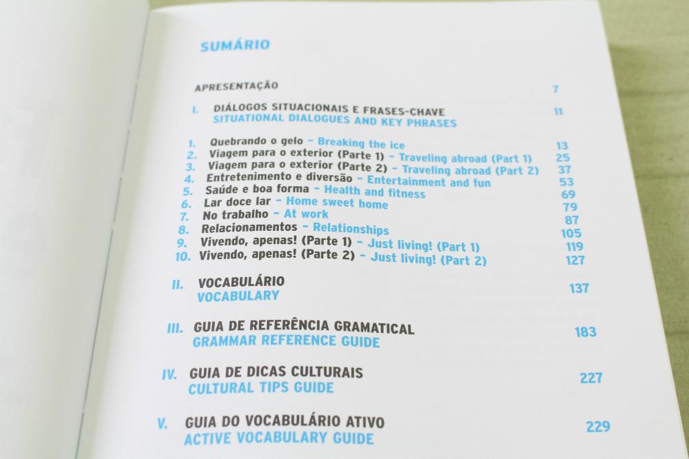 Como Se Fala óculos De Sol Em Ingles: Livro: Fale Tudo Em Inglês!