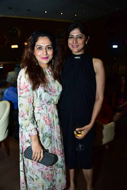Shweta Kartik and Sonu Wassan