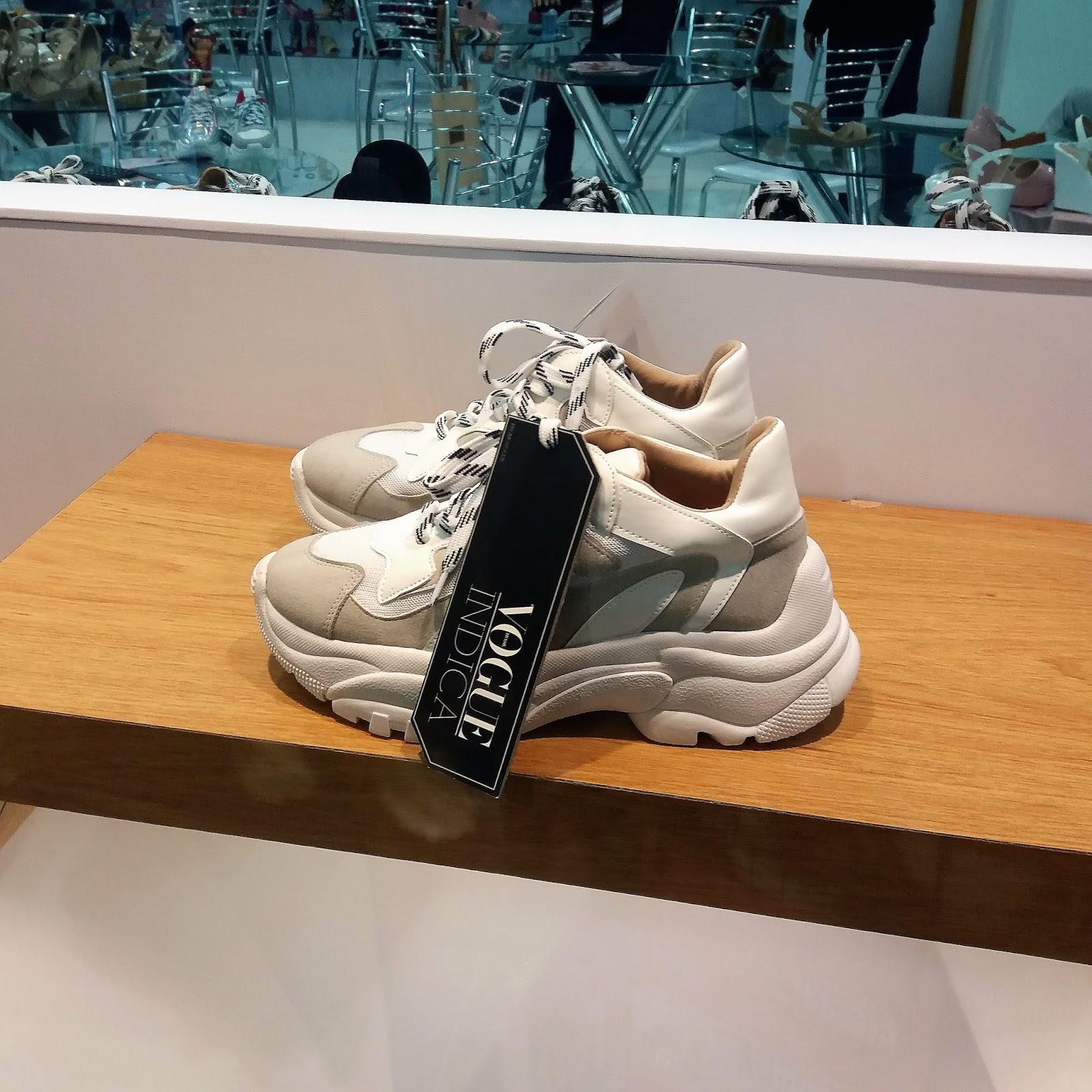 70527d455 Ala ZATZ Chuncky Tênis Dad Shoes. Ele existe por diversas marcas e preços,  for example Louis Vuitton por U$ 1090,00, mas hoje vou falar sobre uma que  ...