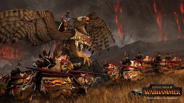 Total War Warhammer PC Gameplay screenshots