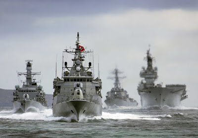ΕΚΤΑΚΤΗ ΕΙΔΗΣΗ – Ο Ερντογάν ξεκίνησε την πολεμική επιχειρήση «Ασπίδα Μεσογείου» – Αποπλέει ο Στόλος – Φορτώνουν πεζοναύτες σε έξι SH-70