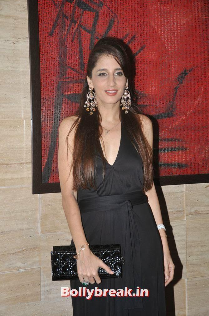 Farah Khan Ali, Bollywood Stars Attend Asin's birthday bash