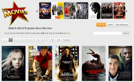Top websites to watch movies online free 2013