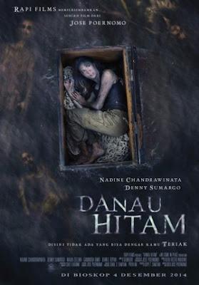 Poster Film Danau Hitam