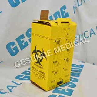 Safety Box Limbah Medis