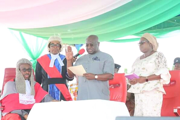 TRIBUNAL: Ogah Loses Petition Against @GovernorIkpeazuGovernorIkpeazu