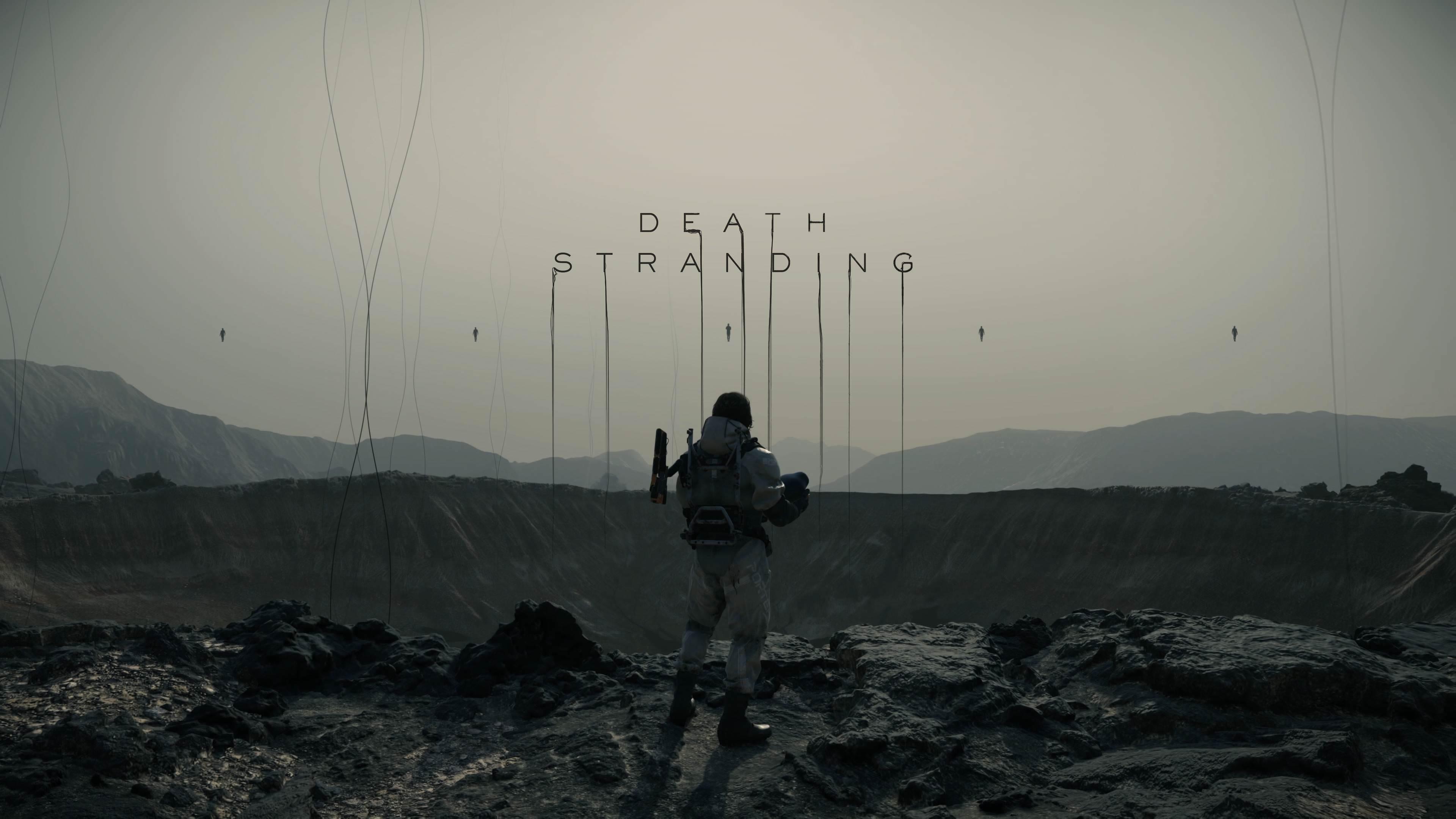 Death Stranding 4k Wallpaper 9