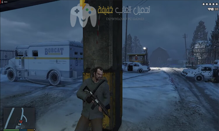 تحميل لعبة GTA V للاندرويد APK برابط مباشر