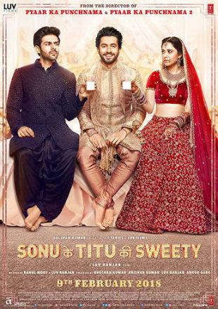 Sonu Ke Titu Ki Sweety 2018 Full Hd Hindi Download pDVDRip