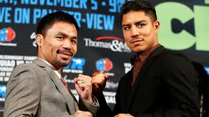 Kekecewaan Mejelang Pertarungan Manny Pacquiao vs Jessie Vargas