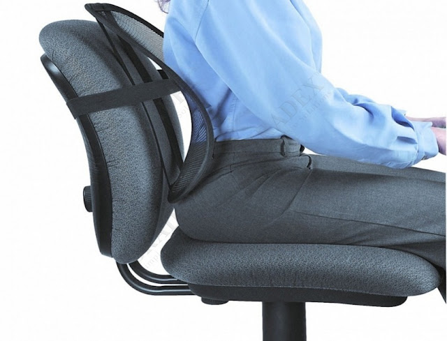 best buy ergonomic back cushion for office chair sale