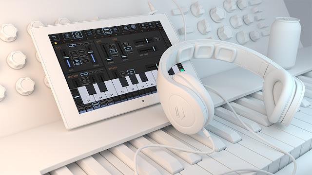تطبيق G-Stomper Studio انتاج موسيقى خاصة بك النسخة المدفوعة للاندرويد