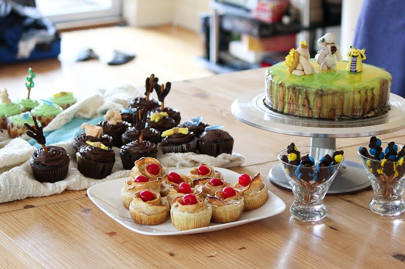 Dota 2 The International 7 Viewing Party Food