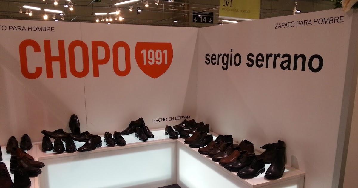 Mi Mundo de Moda 2.0  Sergio Serrano- Chopo- Calzado para Hombres 5a70e161e213