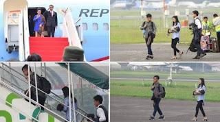 Jokowi Diminta Jelaskan Biaya dan Kegiatan Boyong Keluarganya Saat Kunjungan Kenegaraan ke Turki dan Jerman