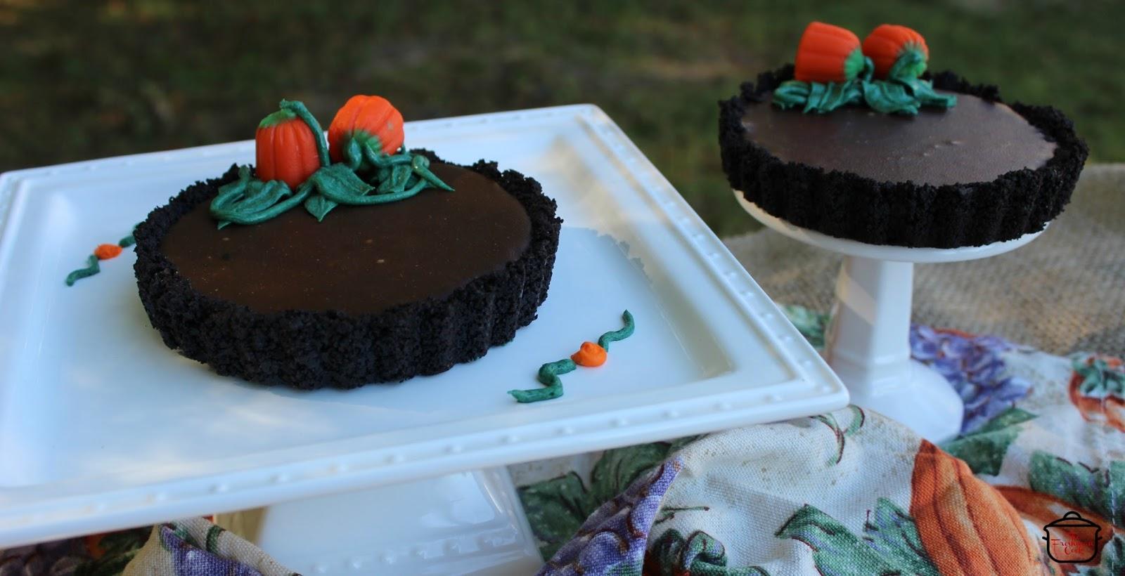 The Freshman Cook: tart