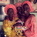 Four generation: Black don't crack! 80-year-old Nigerian woman with her daughter, granddaughter and great-granddaughter