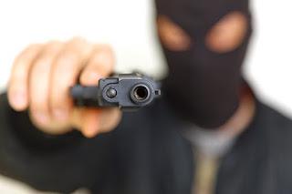 Bandidos roubam armas de empresa de segurança em Catu