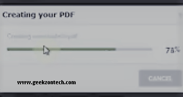 How To Download Facebook Chat Conversation Into Pdf Format