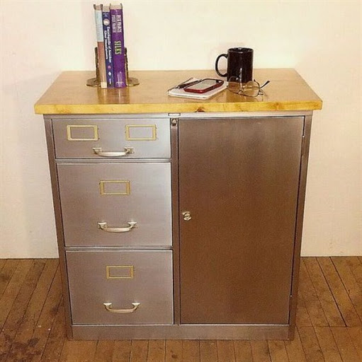 file cabinet with storage