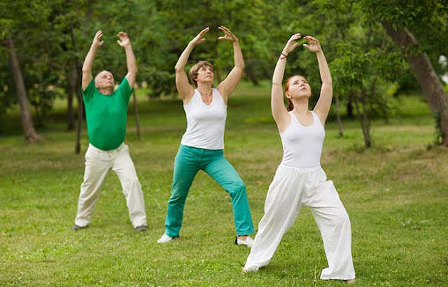 Best Exercises To Do To Reduce Stress And Anxiety - Tai Chi