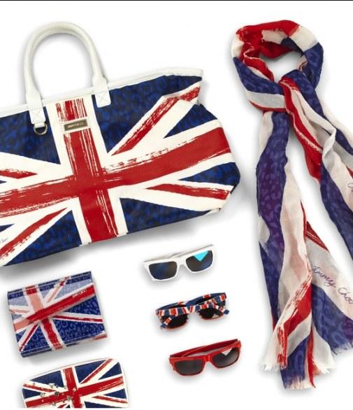 PASSERELLE MODE  A tendência é a bandeira do Reino Unido e não a da ... 5e7a445f96a74
