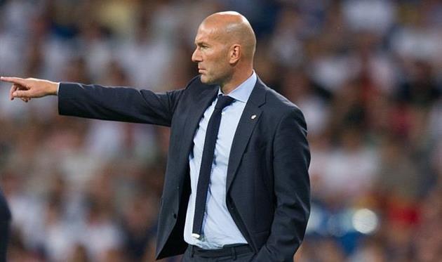 Зидан сообщил трём игрокам «Реала», что не рассчитывает на них