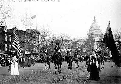 Women's Suffrage Parade