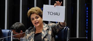 Senado cassa o mandato de Dilma Rousseff por 61 x 20 votos; confira!