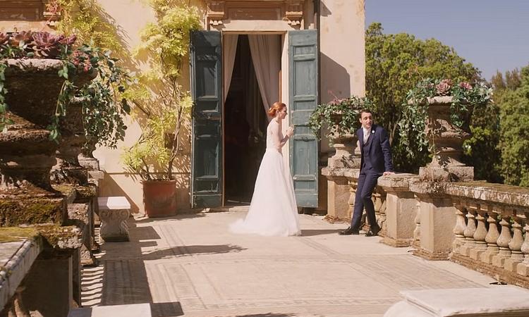 review; Um Amor, Mil Casamentos; Love. Wedding. Repeat; Sam Claflin; netflix;