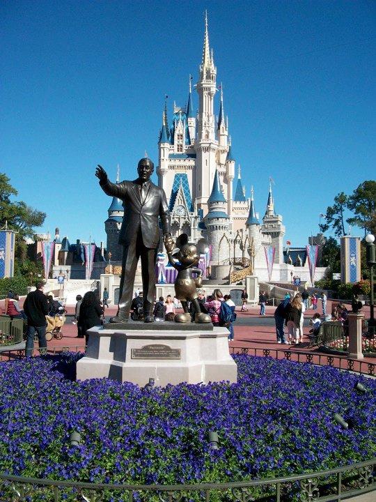 Cinderella S Castle At Walt Disney World In Florida