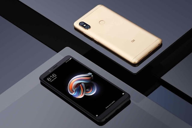 Spesifikasi Xiaomi Redmi 5 Plus dan Harganya