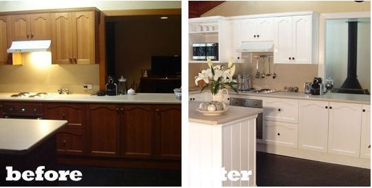 Kitchen Makeover Was Again Featured On Apartment Therapy Oops Totally Missed It I Know Many Of You Would Have Already Seen My Re Do But For Those